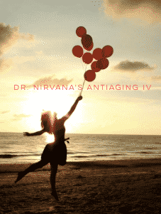 antiaging IV look young prevent aging naturally newport beach doctor