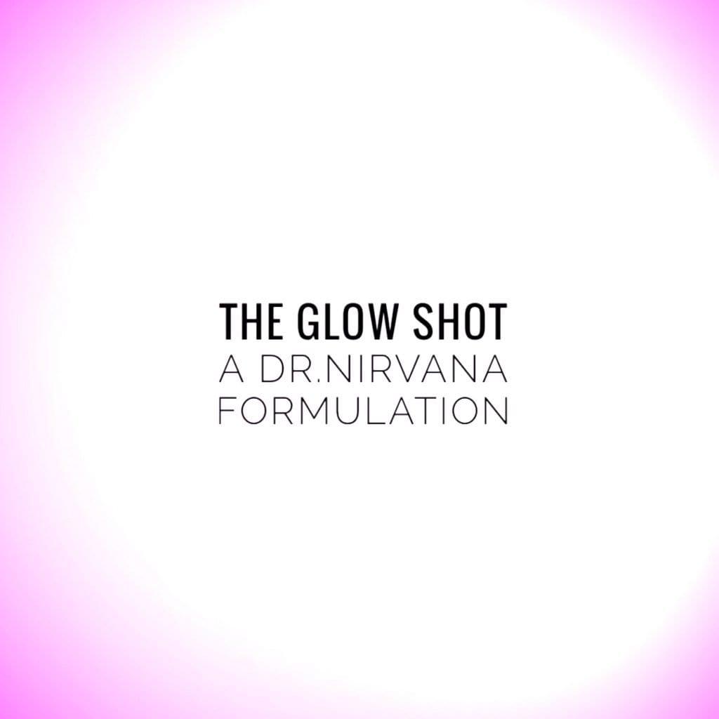 vitamin shot glowing radiant skin beauty skincare glowshot orangecounty