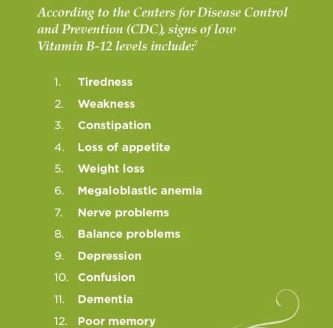 Most Important Vitamins for Vegans