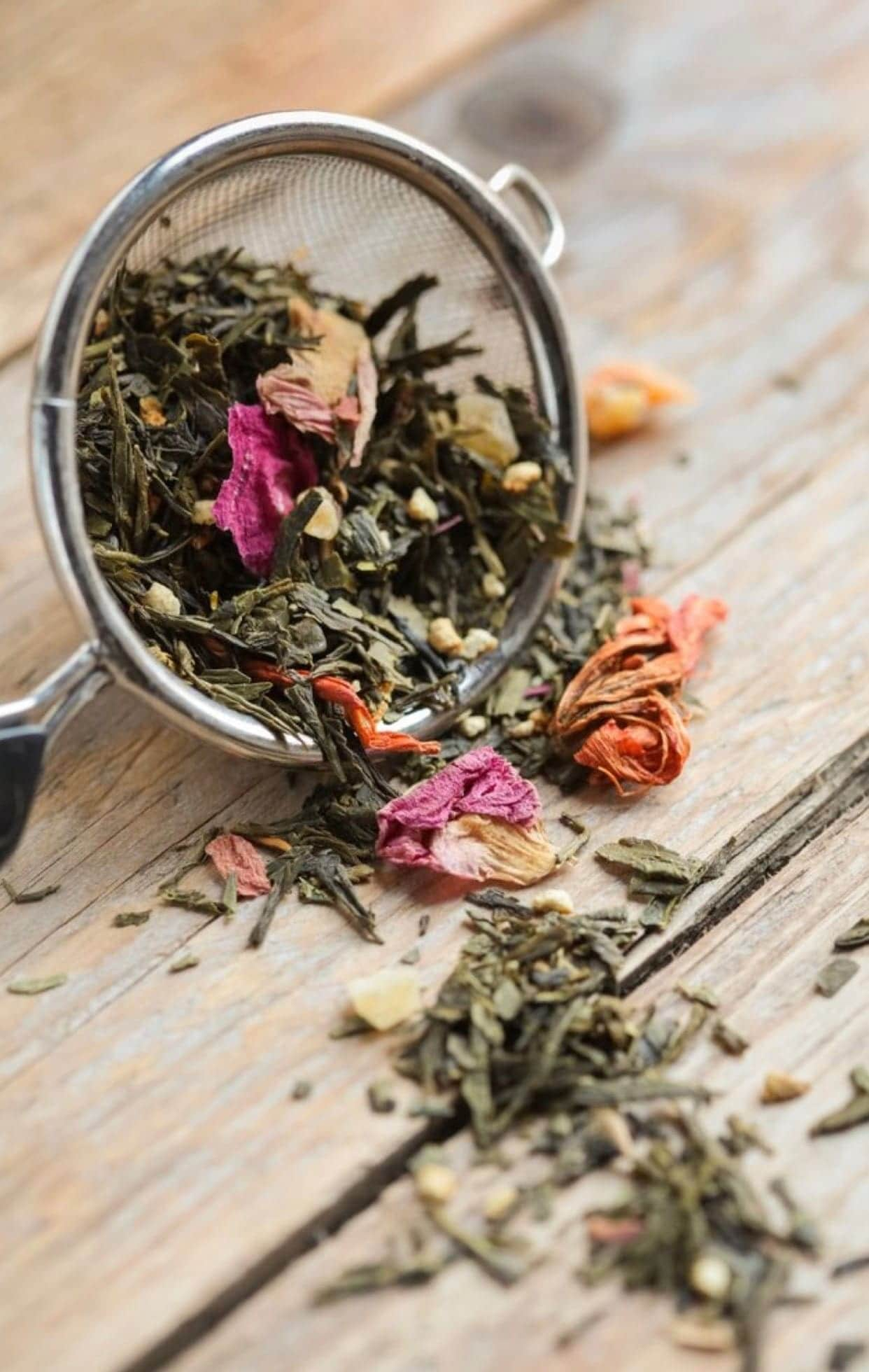 herbal recommendations relieve stress naturally