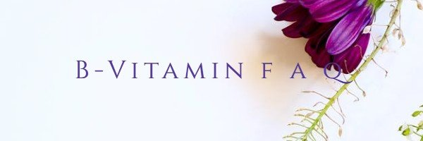 faq b-vitamin shots, vitamin b shot faq