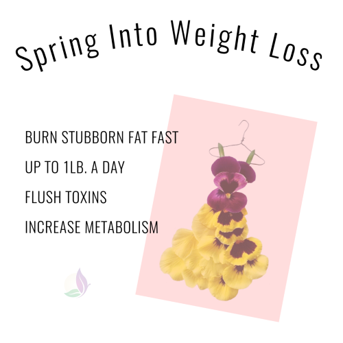 Spring into Weight Loss