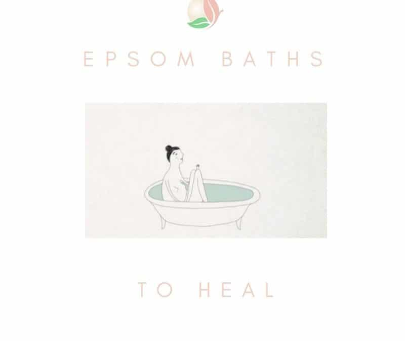 Using Epsom Salts to Heal