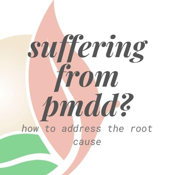 Natural Solutions to PMDD