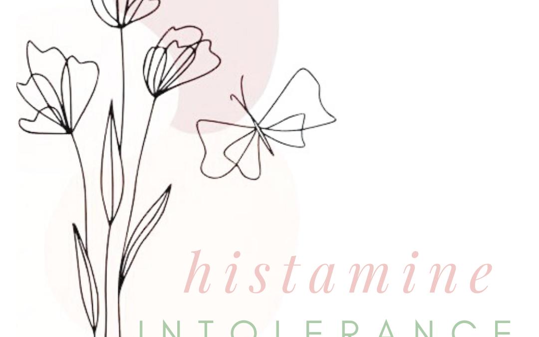 The Histamine Hormone Link